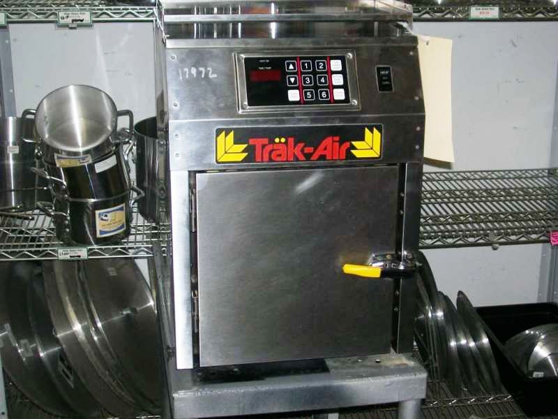 Details about Trak-Air II countertop greaseless fryer
